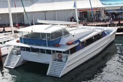 Champagne Harbour Cruises