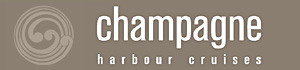 Champagne Harbour Cruises Logo