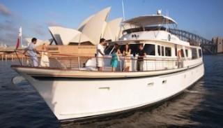 Sydney Christmas Party Cruises Wedding Boat Hire